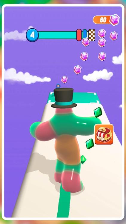 Crazy-Runner-3D screenshot-3
