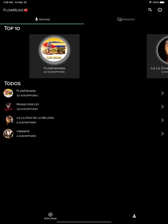 FlowMusic screenshot 6