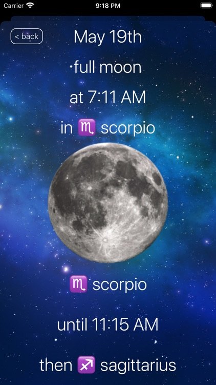 Full Moon Phase screenshot-3