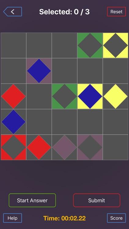 Magic Square In Color