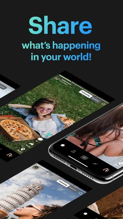 Steller: Photo & Video Sharing screenshot-0