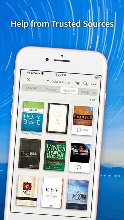 Bible App - Read & Study Daily screenshot-3