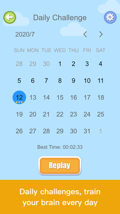 Cat King Sudoku screenshot 4