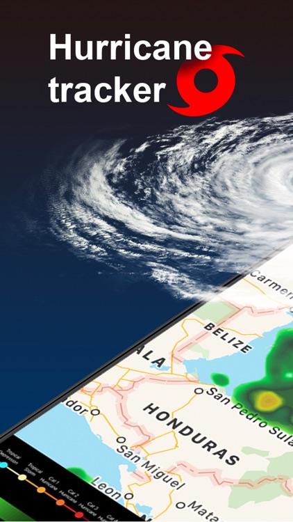 NOAA Radar & Weather Forecast