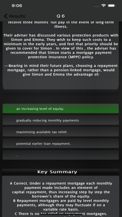 Certificate in Mortgage CeMAP3 screenshot 5