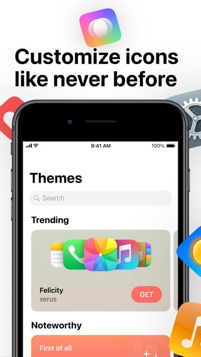 moloko – themes & icons