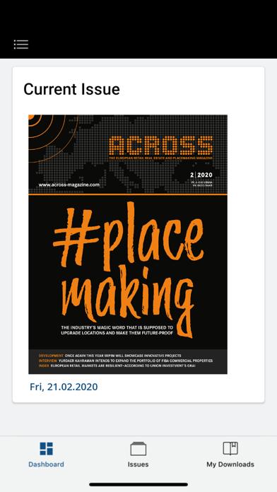 ACROSS MagazineScreenshot of 1