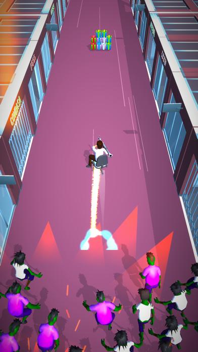 Rocket Runner 3D screenshot 2