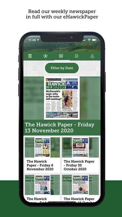 The Hawick Paper screenshot-4
