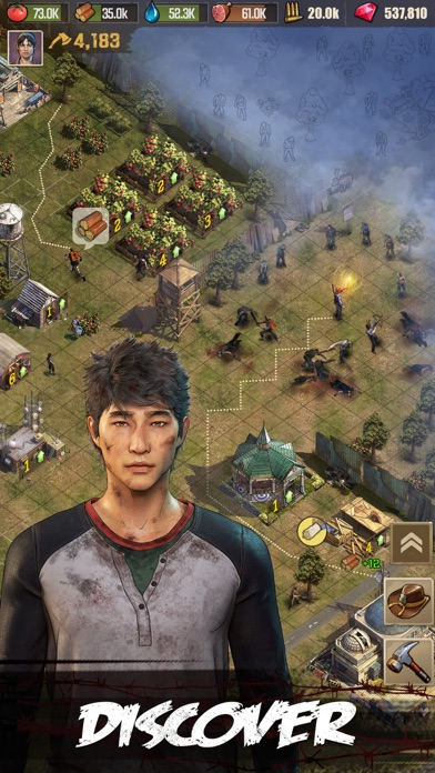 The Walking Dead: Survivors screenshot 1