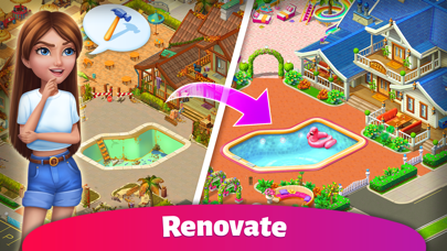 Resort Hotel: Bay Story free Coins hack