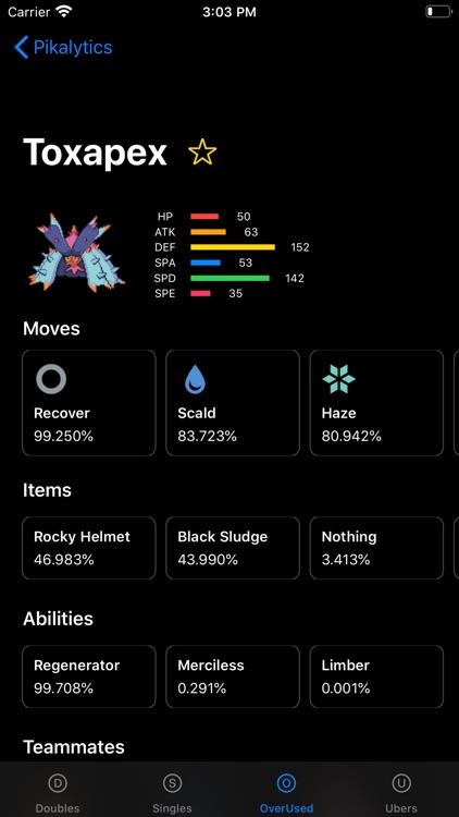 Pikalytics: Battle Strategy screenshot-3