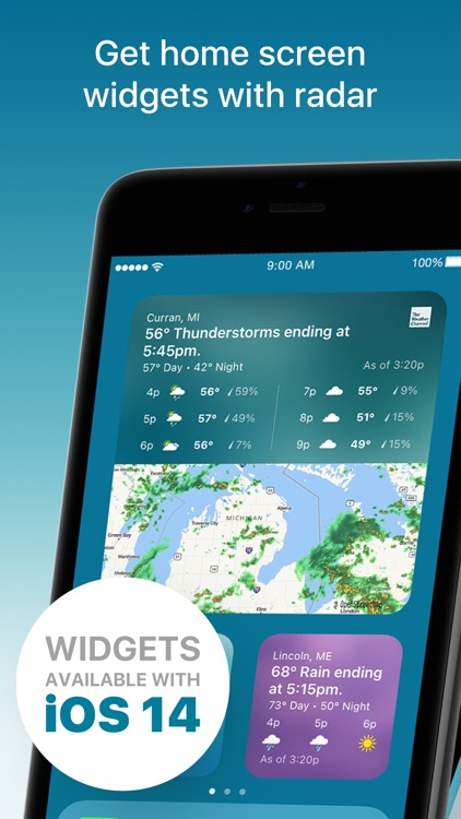 Weather - The Weather Channel screenshot-0