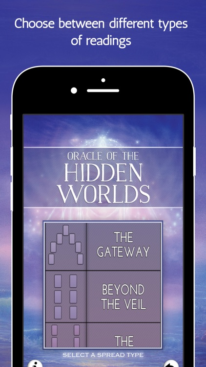 Oracle of the Hidden Worlds screenshot-4