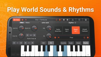 World Synth & Drum Machine