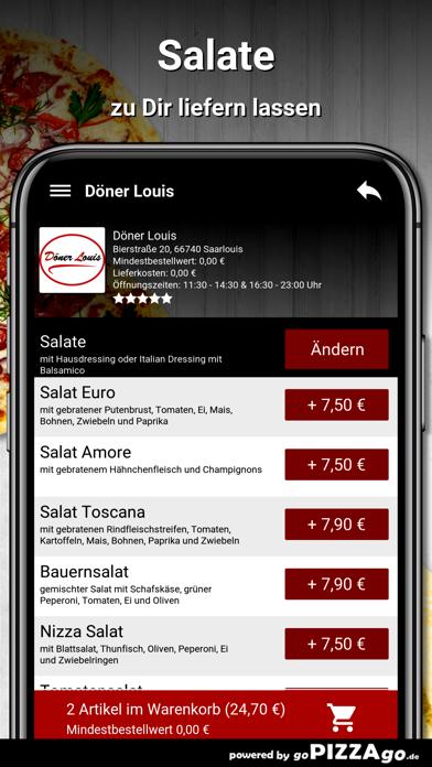 Döner Louis Saarlouis screenshot 5