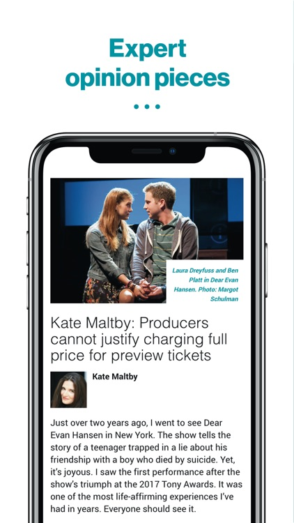 The Stage: Theatre News & Jobs screenshot-5