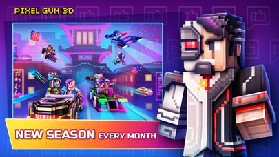 Screenshot from Pixel Gun 3D: Fun Action Game