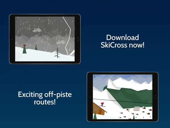SkiCross screenshot 8