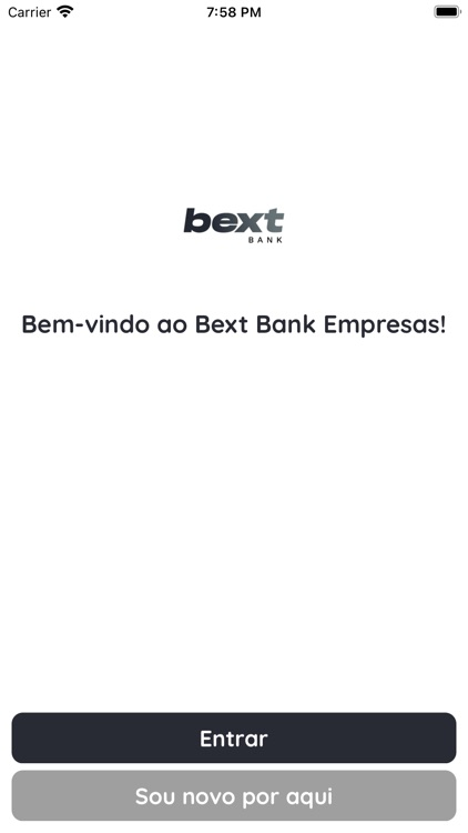 Bext Bank Empresas