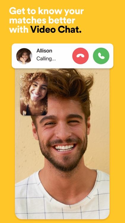 Bumble - Dating. Friends. Chat screenshot-4