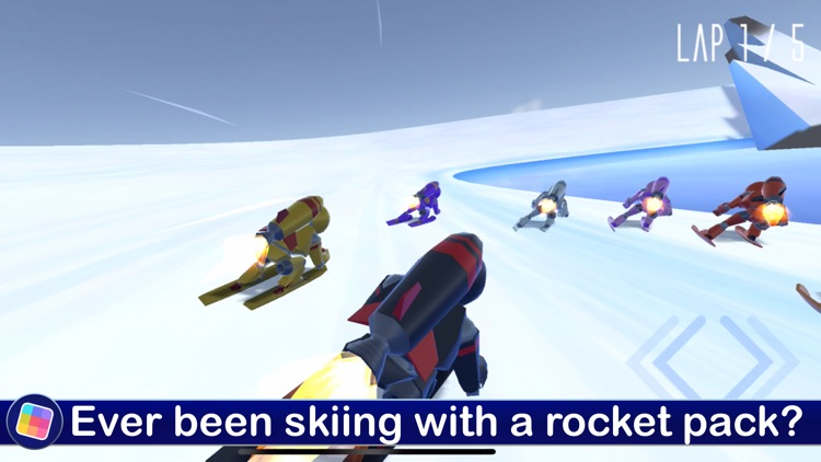 Rocket Ski Racing - GameClub