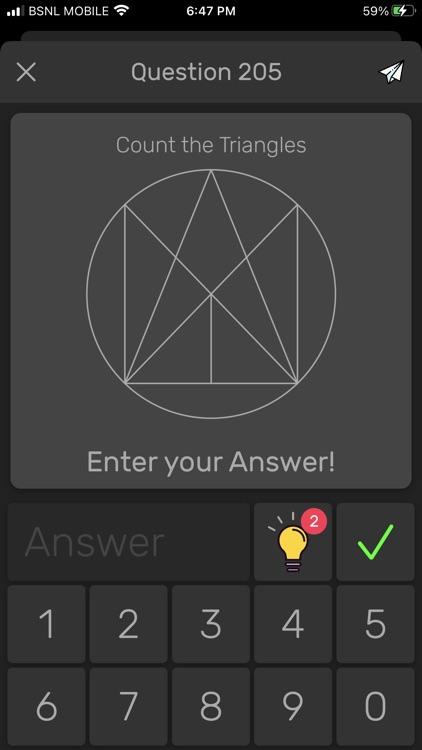 Brain Math: Logic Puzzle Games screenshot-7