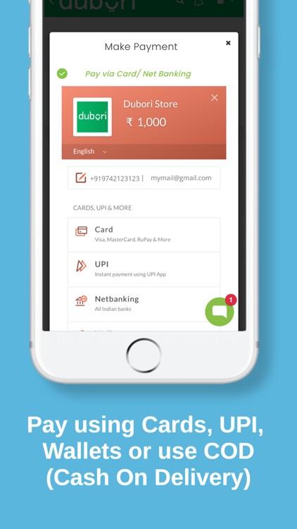 Dubori- Online Groceries screenshot-3