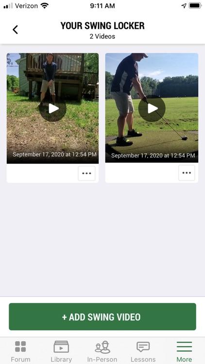 Andy Fish Golf screenshot-4