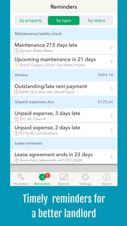 Landlordy Property Management screenshot-5