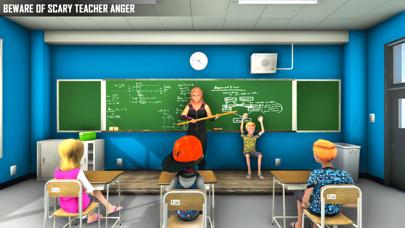 Evil Scary Teacher3Dゲーム紹介画像1