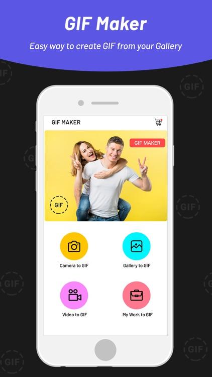 GIF Maker : Meme GIF Creator