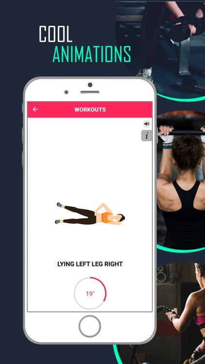 Butt Legs Workout for Buttocks screenshot-3