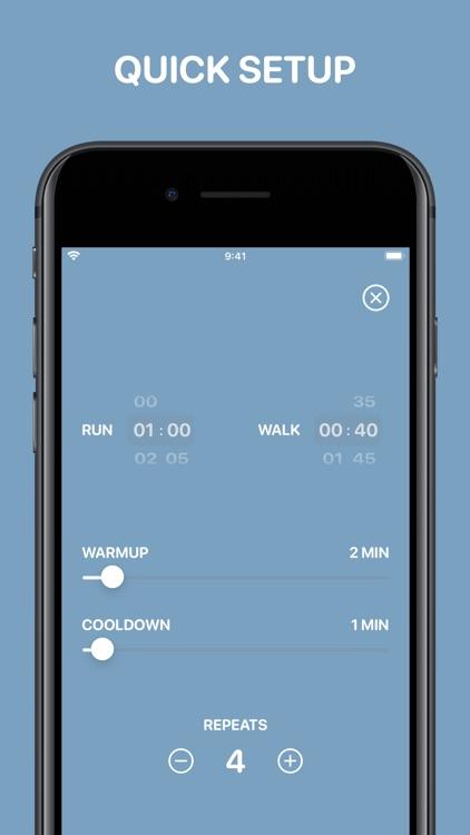 Interval Timer: Run & HIIT