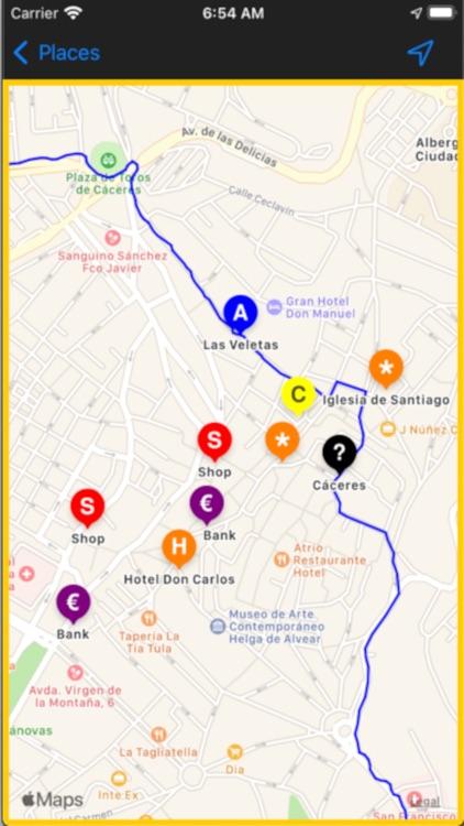 Vía de la Plata Guide screenshot-3