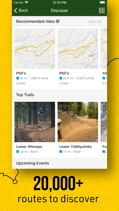 Trailforks Screenshot