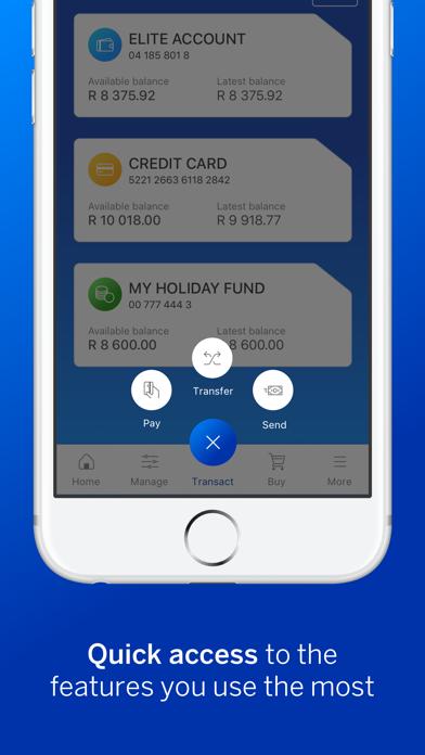 Standard Bank / Stanbic Bank screenshot two