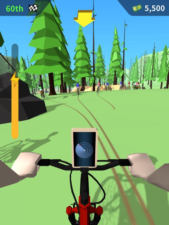 Mountain Bike Bash screenshot 7