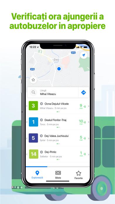 Dej Transport screenshot 1