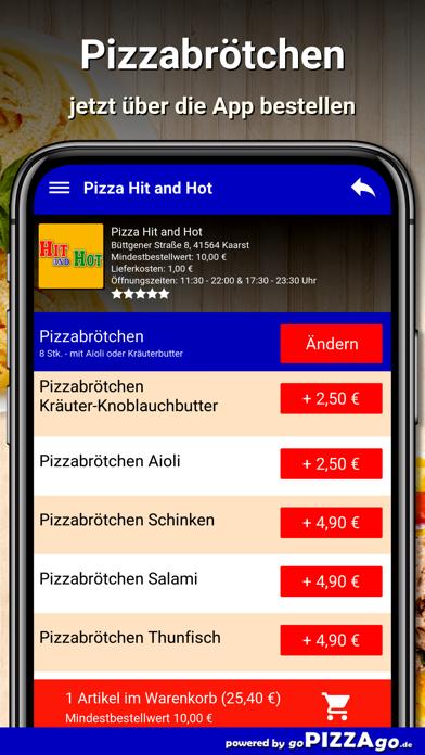 Pizza Hit and Hot Kaarst screenshot 5