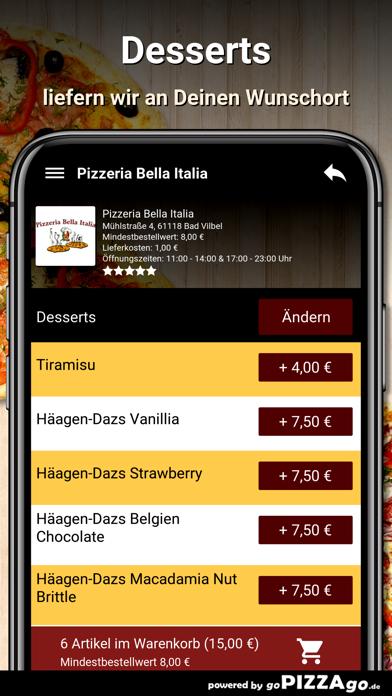 Bella Italia Bad Vilbel screenshot 2