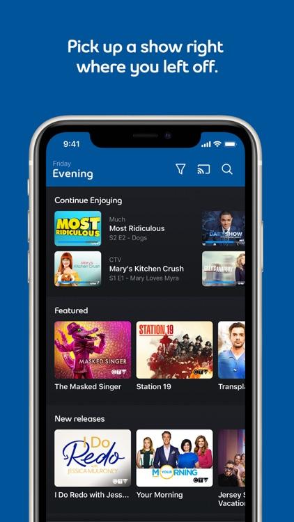 Bell Fibe TV screenshot-4