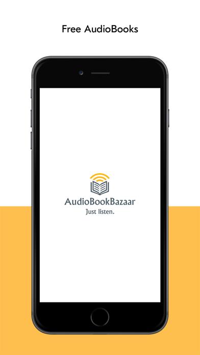 AudioBookBazaar screenshot 1