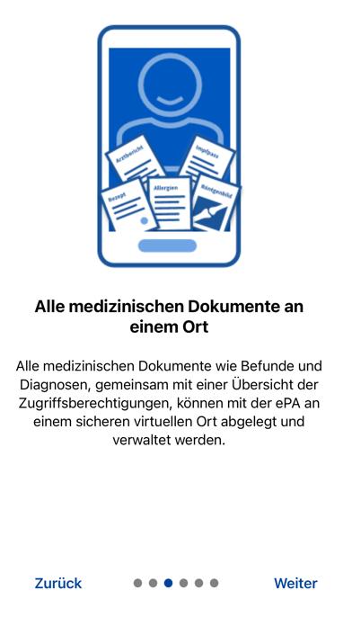 ePA BKK Achenbach BuschhüttenScreenshot von 3