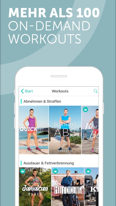 messages.download CYBEROBICS: Fitness & Workout software