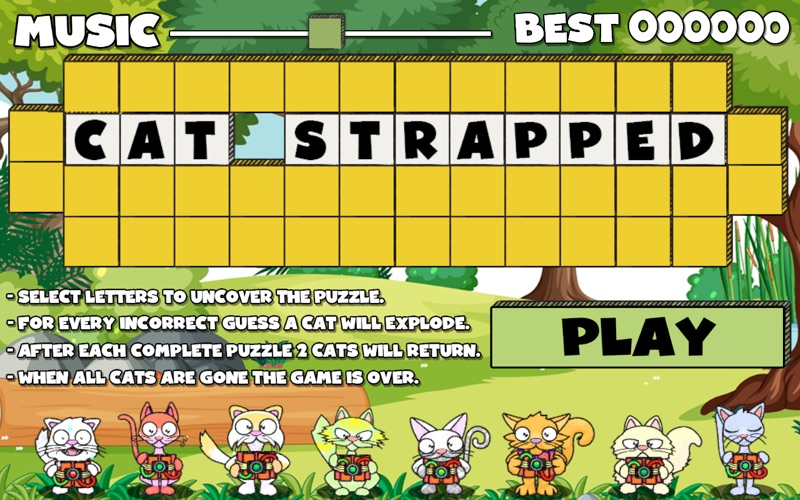 Cat Strapped screenshot 5