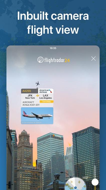 Flightradar24 | Flight Tracker screenshot-4