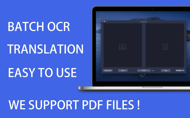 Mr.Scanner - OCR & Translate скриншот программы 2