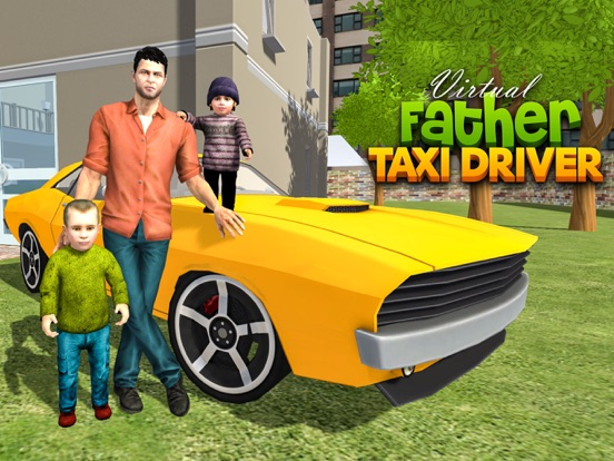 Virtual Single Dad Taxi Driver screenshot 6