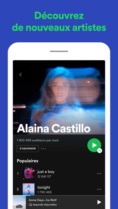 Spotify est disponible sur iPad-capture-4